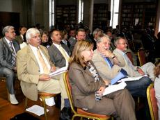 ENFSI Řím - business meeting