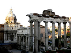 Řím - tudy kráčely dějiny