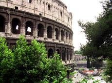 Řím - Coloseum