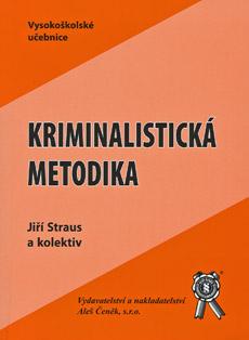 Kriminalistická metodika