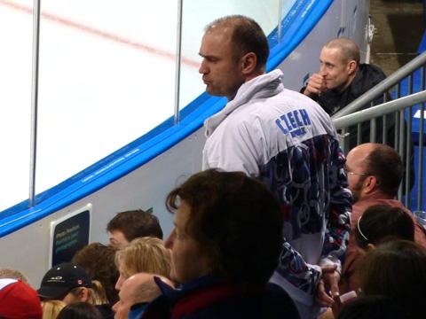 Odborník na všechno fandí hokeji na 21. ZOH ve Vancouveru